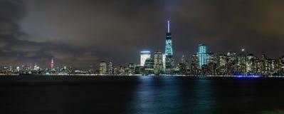Manhattan-Skyline, New York City Lizenzfreies Stockfoto
