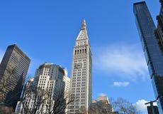 Manhattan Skyline, New York City. royalty free stock images