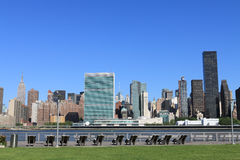 Manhattan skyline, New York City Stock Images