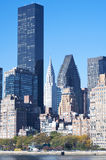 Manhattan Skyline New York City Royalty Free Stock Image