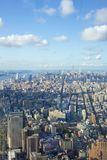 Manhattan Skyline, New York City Royalty Free Stock Photography