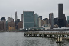 Manhattan skyline, NYC Stock Photography