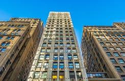Manhattan Skyscraper-3 fotografia stock