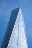 Manhattan skyscraper, New York - USA Stock Photography