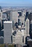 Manhattan skyscrapers New York City Stock Photos