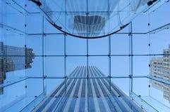 Manhattan-Stadt Lizenzfreies Stockbild