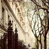 Manhattan Street Royalty Free Stock Images