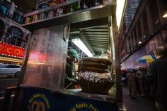 Manhattan street scene, NYC Stock Photography