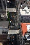 Manhattan Streets royalty free stock photography