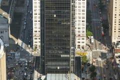 Manhattan Streets, editorial Stock Photo