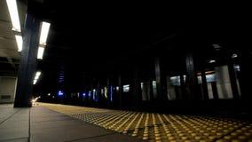 Manhattan-U-Bahnstation stock video