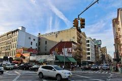 Manhattan van de binnenstad, New York stock fotografie