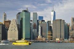 Manhattan. Royalty Free Stock Image