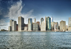 Manhattan. Stock Images