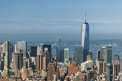 Manhattan View Royalty Free Stock Photo