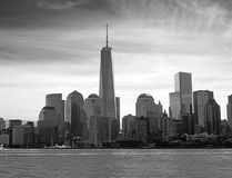 Manhattan. Royalty Free Stock Image
