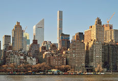 Manhattan. Royalty Free Stock Photography