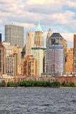 Manhattan West Side Royalty Free Stock Images