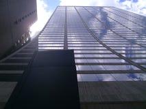 Manhattan-Wolkenkratzer Lizenzfreie Stockfotos