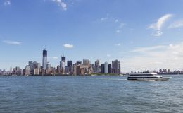 New York Manhatten Royalty Free Stock Photography