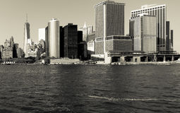 Manhatten Royalty Free Stock Images