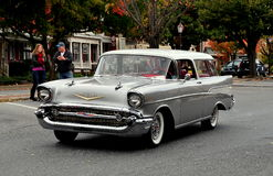 Manheim, PA: Classic Car Show and Parade Royalty Free Stock Photography