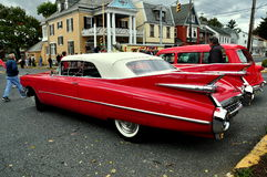 Manheim, PA: Classic Car Show Royalty Free Stock Photos