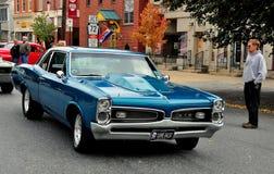 Manheim, PA: Vintage GTO Coupe Stock Photography