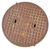 Manhole Сover Royalty Free Stock Images