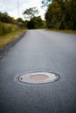 Manhole Obrazy Royalty Free