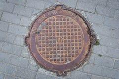 manhole photos libres de droits