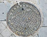 manhole photos stock