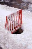 manhole image stock