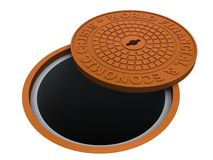 Manhole Stock Photos