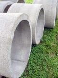 manhole betonowe sekcje obraz royalty free