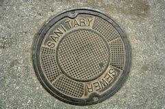 Manhole Cover stock photos