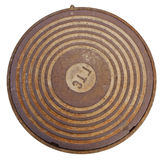 Manhole Cover royalty free stock photography