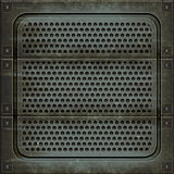 Manhole cover (Seamless texture) Royalty Free Stock Images