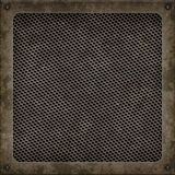 Manhole cover (Seamless texture) Royalty Free Stock Image
