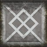 Manhole pokrywa (Bezszwowa tekstura) Zdjęcia Royalty Free