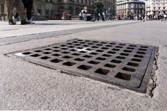 Manhole Stock Photos