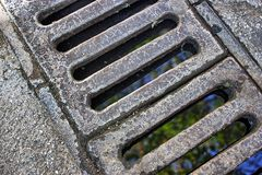 Manhole Street Cover Stock Images