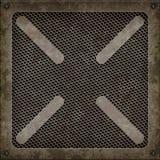 Manholen täcker (Seamless texturera), Arkivfoto