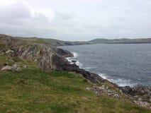 Manière atlantique sauvage Irlande Image libre de droits