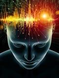 Manière d'esprit humain Illustration de Vecteur