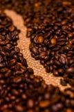 Manière de café Photographie stock