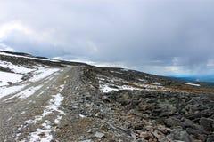 Manière de montagne photos stock