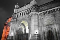Manière de porte d'Inde images libres de droits