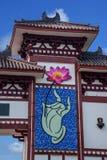 Manière de Sanya Nanshan Buddhism seulement Image libre de droits