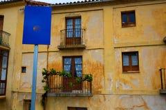 Manière de Zamora de connexion Espagne de St James Photos libres de droits
